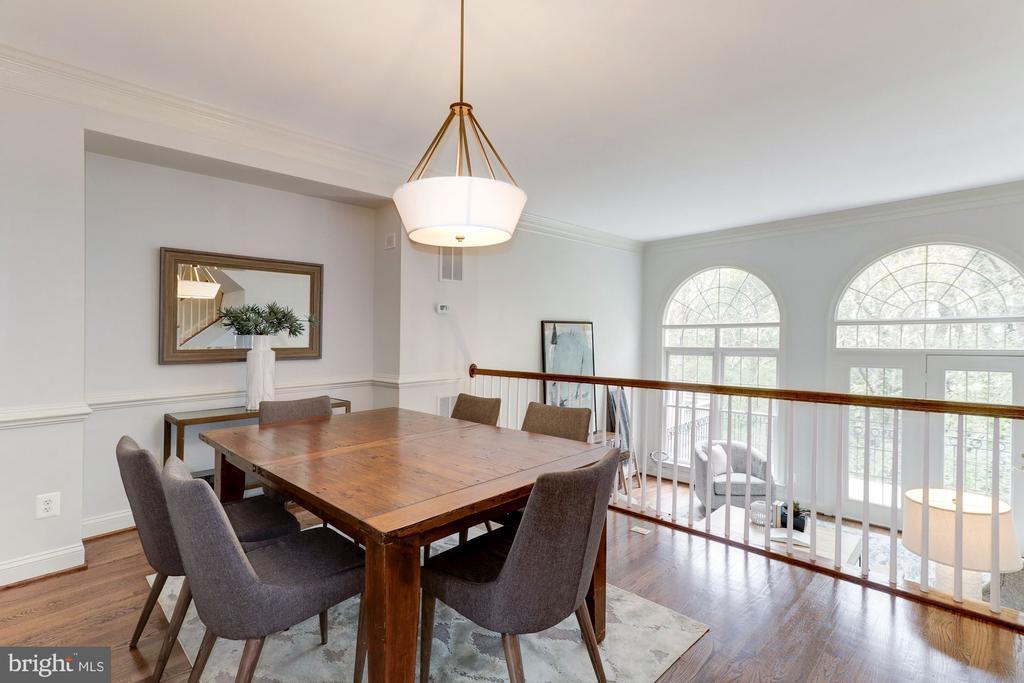 Dining Room - 1733 22ND CT N, ARLINGTON