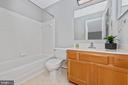 Master Bathroom - 2631 N EVERLY DR #412, FREDERICK
