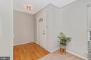 Foyer - 2631 N EVERLY DR #412, FREDERICK