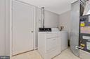 Laundry/Mudroom - 2631 N EVERLY DR #412, FREDERICK