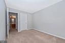 Bedroom 3 - 2631 N EVERLY DR #412, FREDERICK