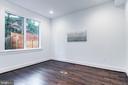 Main Level Bedroom/Office Behind Family Room - 4647 38TH PL N, ARLINGTON