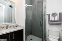 Bathroom in Main Level Office/Bedroom - 4647 38TH PL N, ARLINGTON