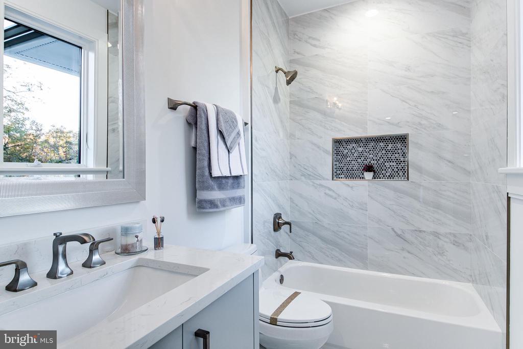 Fourth Bedroom Bathroom - 4647 38TH PL N, ARLINGTON