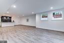 Large & Spacious Recreational Room - 4647 38TH PL N, ARLINGTON