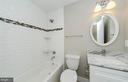 Full  Bathroom - En-Suite Bedroom #4 (Model) - 2013 STORM DR, FALLS CHURCH