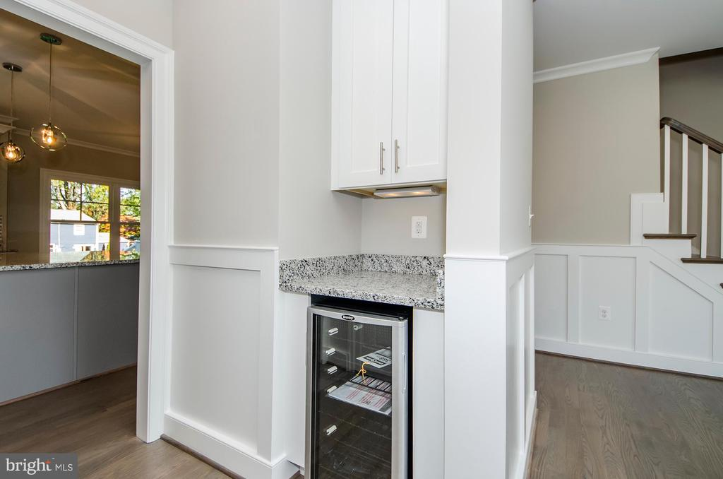 Butler's Pantry (photo: similar Model - Sold Home! - 2013 STORM DR, FALLS CHURCH