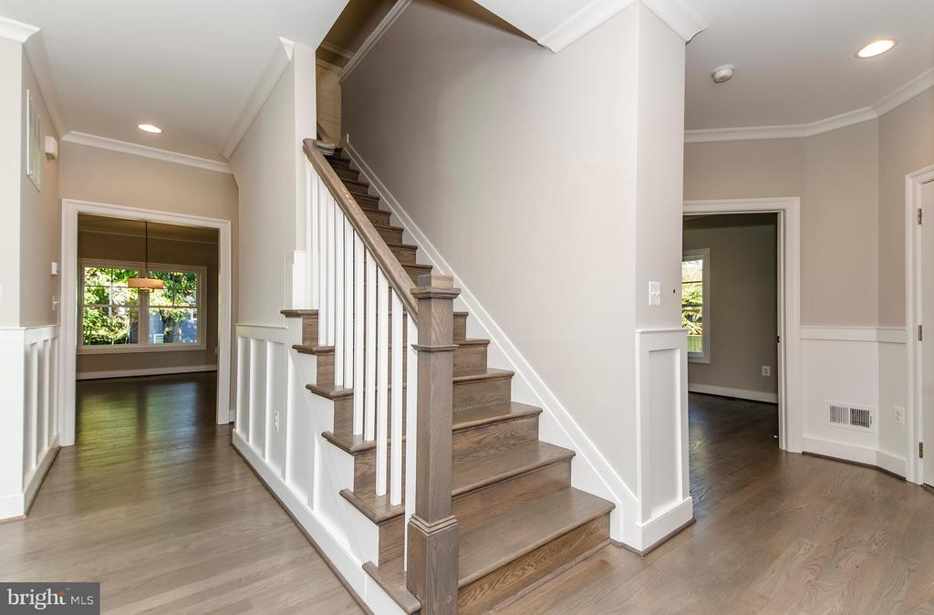 Entry Foyer-(photo: similar Model - Sold Home!) - 2013 STORM DR, FALLS CHURCH