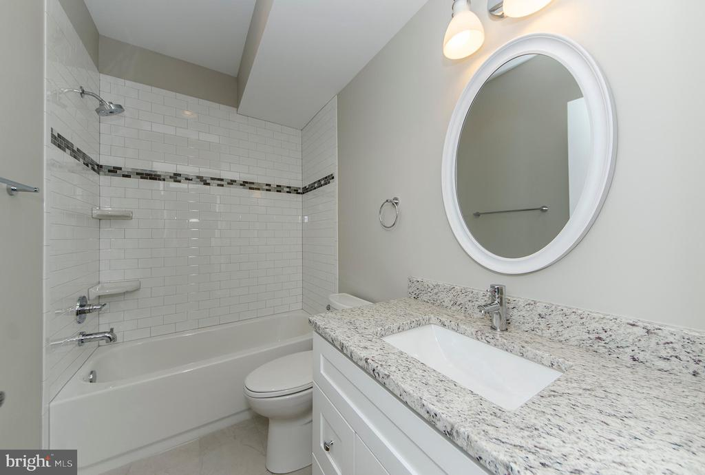 Bath-Lower Level(photo: similar Model - Sold Home) - 2013 STORM DR, FALLS CHURCH
