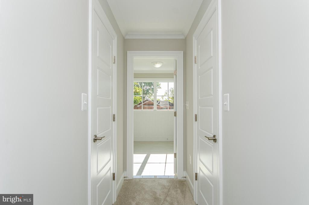 Dual Walk-in Closets (similar Model - Home) - 2013 STORM DR, FALLS CHURCH