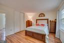 Master Bedroom - 11989 POINT LONGSTREET WAY, WOODBRIDGE