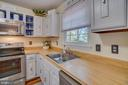 Built in Open Shelving - 11989 POINT LONGSTREET WAY, WOODBRIDGE