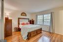 Master Bedroom - No Carpeting! - 11989 POINT LONGSTREET WAY, WOODBRIDGE