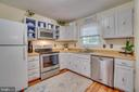 Bright Kitchen with Stainless Steel Appliances - 11989 POINT LONGSTREET WAY, WOODBRIDGE