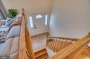 Split Foyer Entrance - 11989 POINT LONGSTREET WAY, WOODBRIDGE