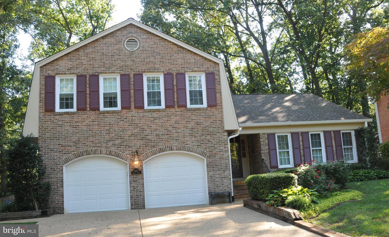 Single Family Homes 为 销售 在 伯克, 弗吉尼亚州 22015 美国