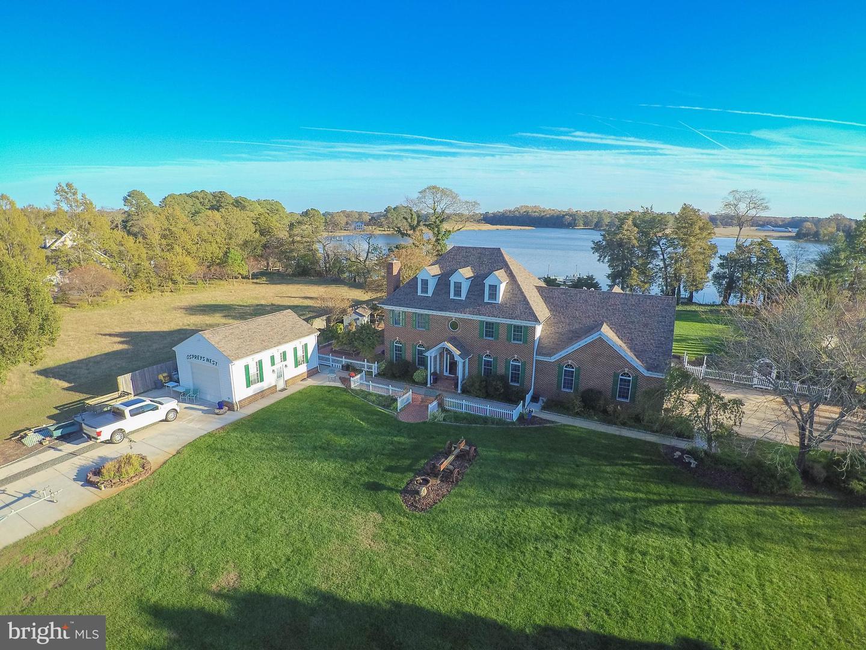 Single Family Homes pour l Vente à Eden, Maryland 21822 États-Unis