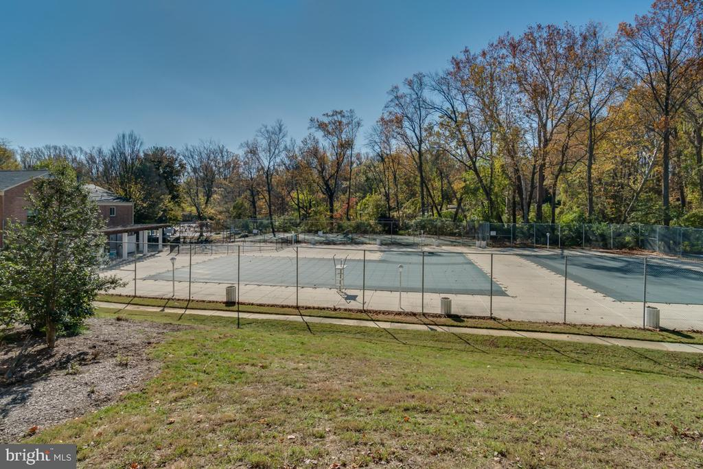 Community Pools perfect for summer time relaxing. - 10619 KENILWORTH AVE #K-203, BETHESDA
