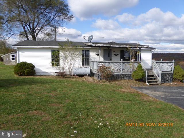 Single Family Homes para Venda às Shanks, West Virginia 26761 Estados Unidos