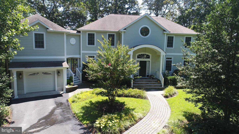 Single Family Homes pour l Vente à Milton, Delaware 19968 États-Unis