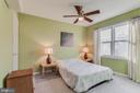 Second bedroom on upper level - 3814 USHER CT, ALEXANDRIA