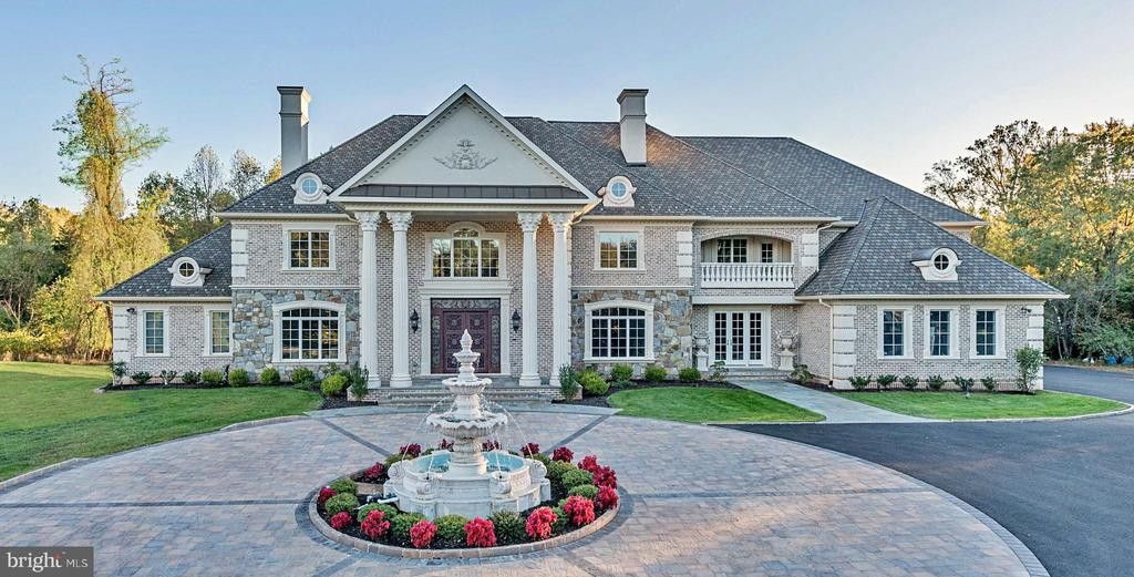 Magnificent estate over two-years in the making. - 11643 BLUE RIDGE LN, GREAT FALLS