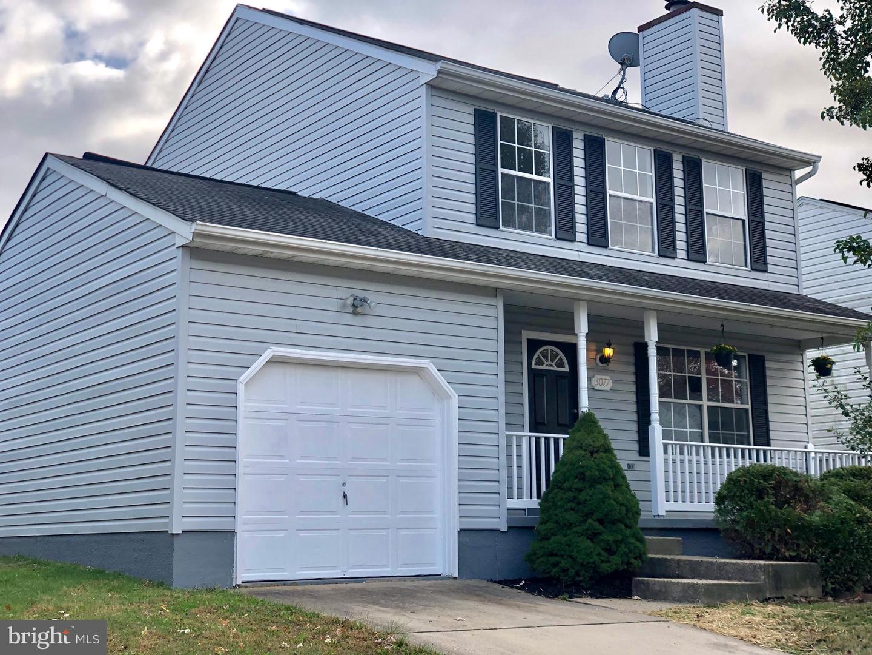 Single Family Homes pour l Vente à Edgewood, Maryland 21040 États-Unis