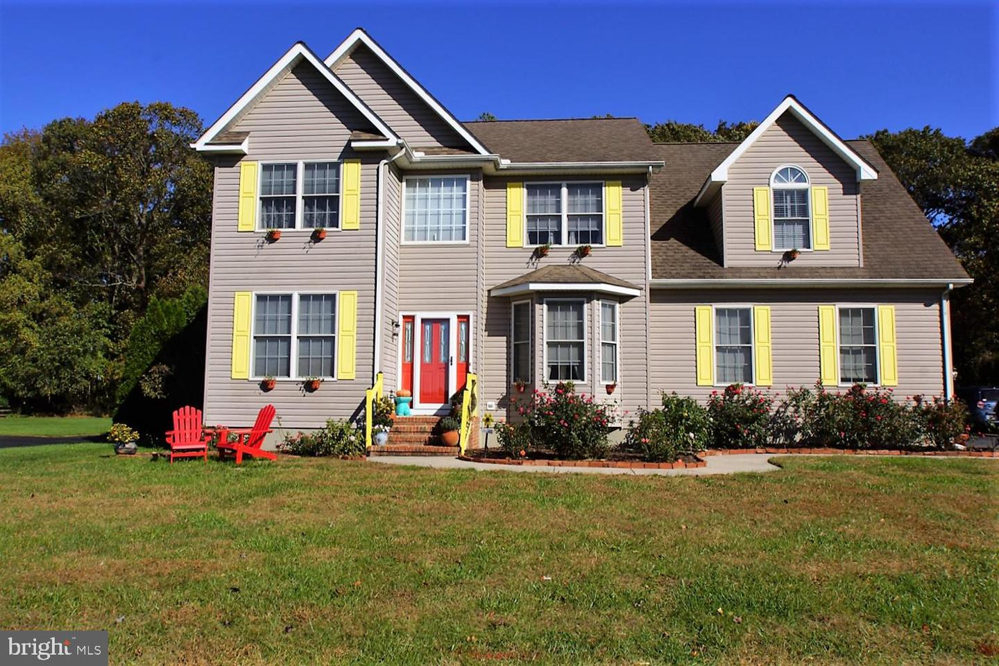 Single Family Homes for Sale at 15 BYRNEBERRY Court Magnolia, Delaware 19962 United States