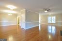 LIVING ROOM - 1104 LAKEVIEW PKWY, LOCUST GROVE