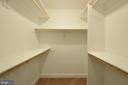 MASTER CLOSET - 1104 LAKEVIEW PKWY, LOCUST GROVE