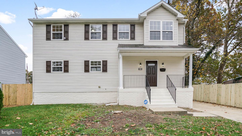 Single Family Homes pour l Vente à Capitol Heights, Maryland 20743 États-Unis