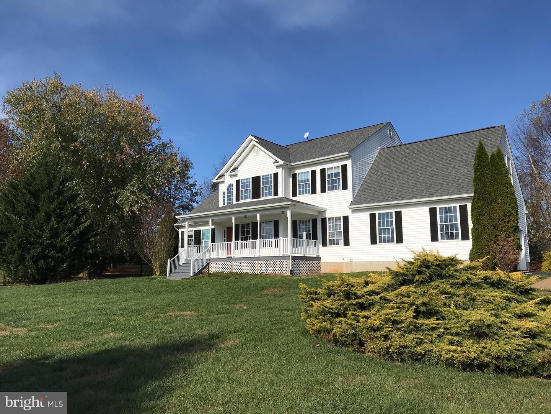Single Family Homes pour l Vente à Brandy Station, Virginia 22714 États-Unis