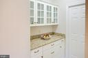 Butler's pantry - 19771 GREGGSVILLE RD, PURCELLVILLE