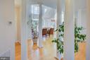 Entry (decorative columns are not structural) - 19771 GREGGSVILLE RD, PURCELLVILLE