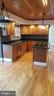 Kitchen with island - 11801 DUCK CIR, SPOTSYLVANIA