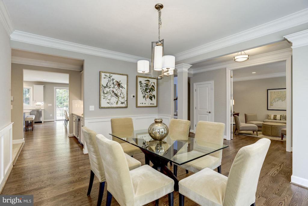 Dining Room - 4339 26TH ST N, ARLINGTON