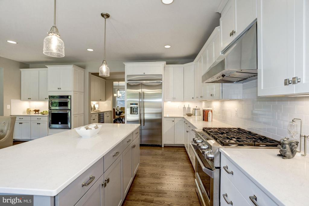 Kitchen - 4339 26TH ST N, ARLINGTON