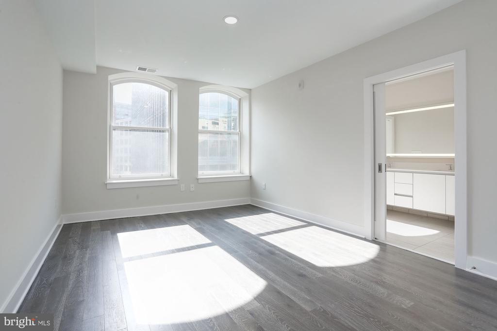 Master bedroom - 1745 N ST NW #410, WASHINGTON