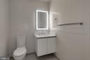 Powder room - 1745 N ST NW #410, WASHINGTON