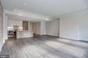 Large entertaining space - 1745 N ST NW #410, WASHINGTON