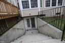 Walk out stairs from rec room - 21972 STONESTILE PL, BROADLANDS