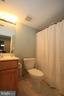Full bath on lower level - 21972 STONESTILE PL, BROADLANDS