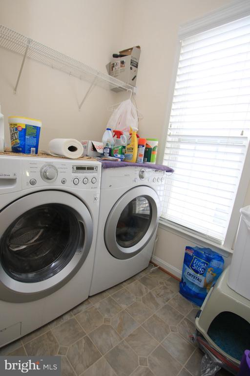 Laundry - upper level - 21972 STONESTILE PL, BROADLANDS