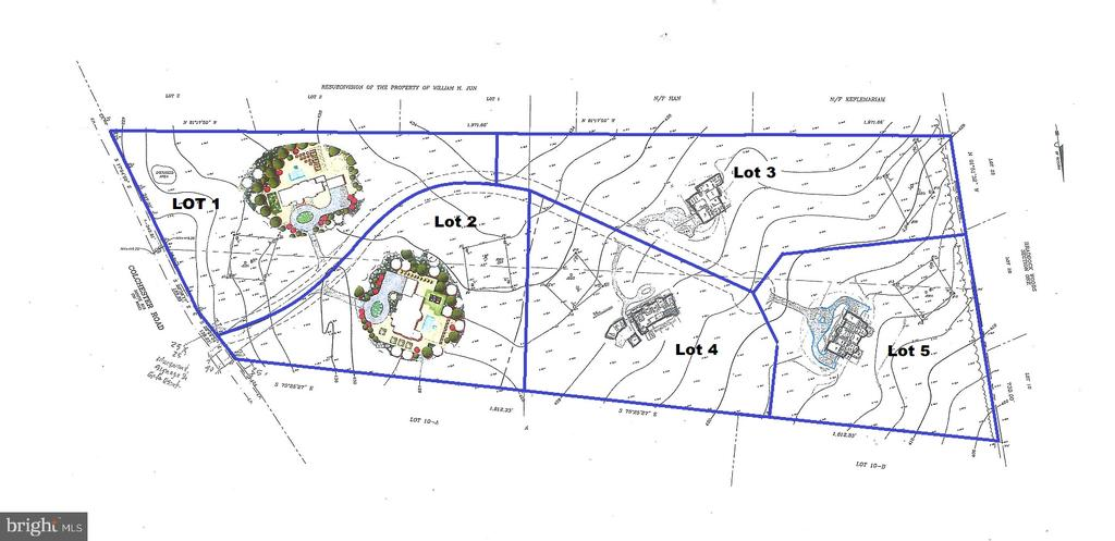 Lot 2 Possible House Location - 5698-A COLCHESTER RD, CLIFTON
