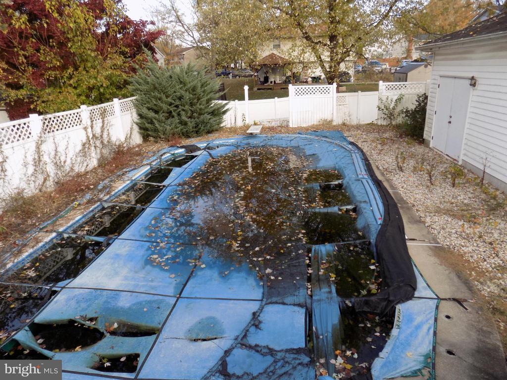 Pool - 13005 KERRYDALE RD, WOODBRIDGE