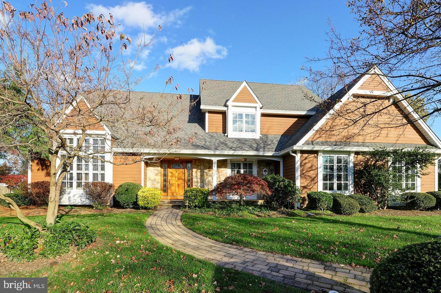 Single Family Homes vì Bán tại Bordentown, New Jersey 08505 Hoa Kỳ
