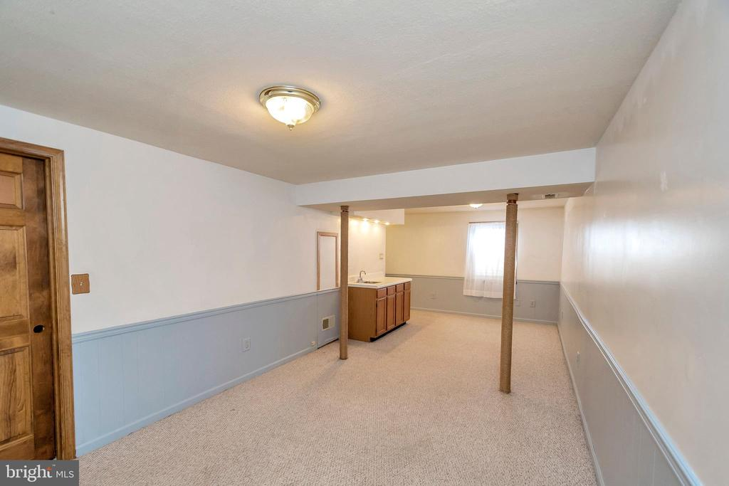 basement and laundry room entrance - 201 ESSEX ST, STAFFORD