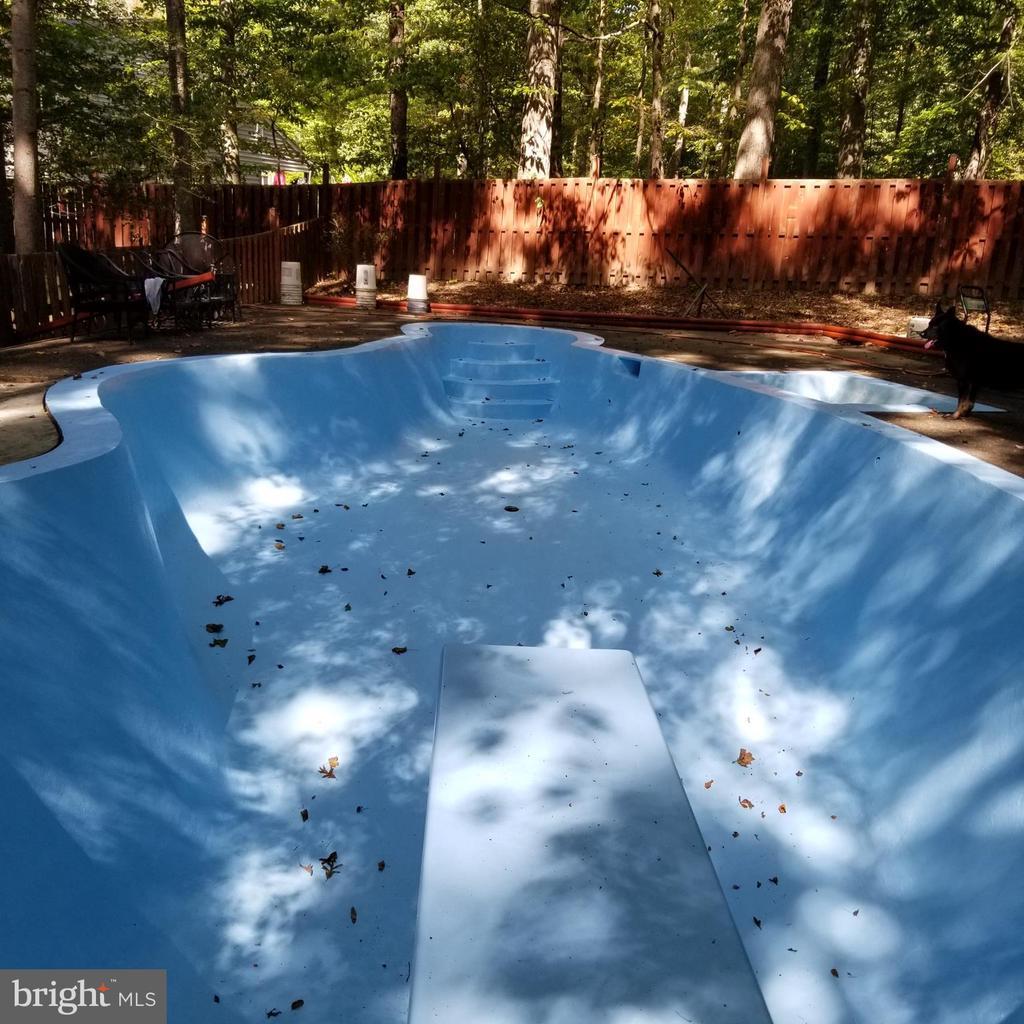 Pool - 12519 PURCELL RD, MANASSAS