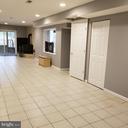 Basement Recreation Room - 12519 PURCELL RD, MANASSAS