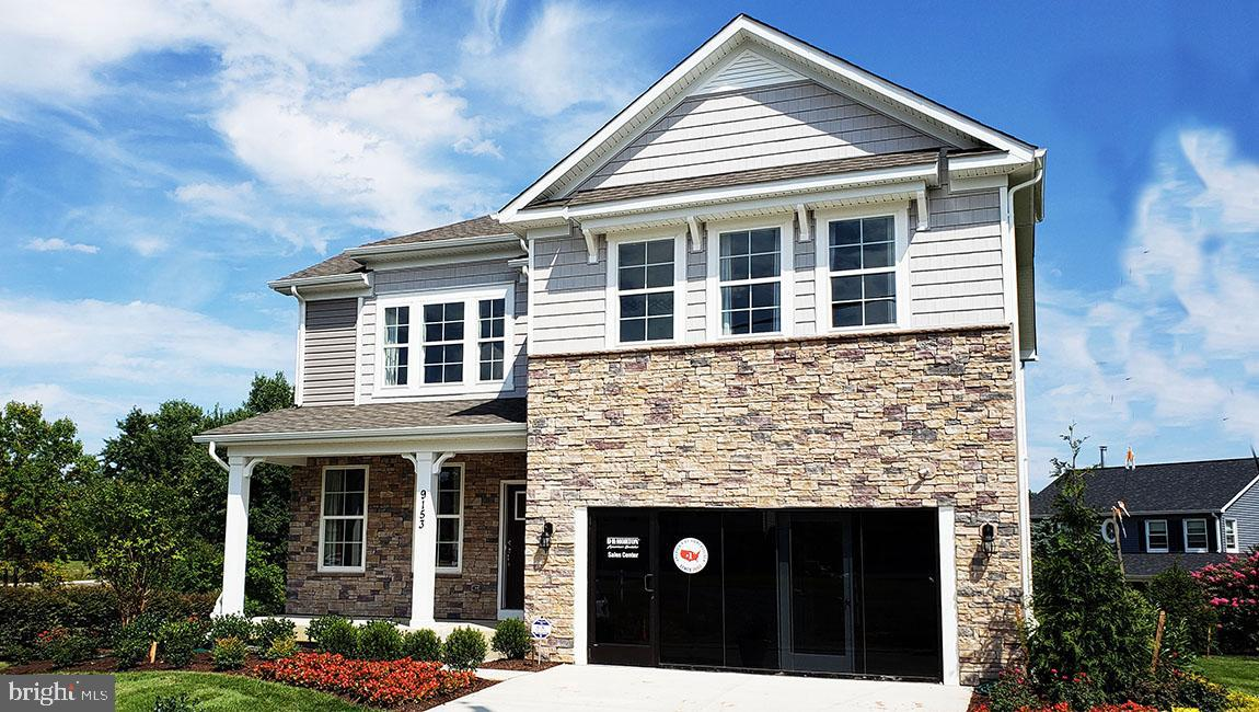 Single Family Homes для того Продажа на Laurel, Мэриленд 20723 Соединенные Штаты